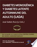 Diabetes Monogénica Y Diabetes Latente Autoinmune Del Adulto (lada)
