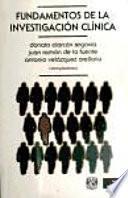 libro Fundamentos De La Investigación Clínica