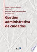 libro Gestión Administrativa De Cuidados