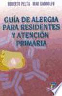libro Guía De Alergia Para Residentes Y Atención Primaria
