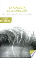 libro La Paradoja De La Sabiduría