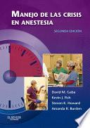 Manejo De Las Crisis En Anestesia