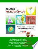 libro Relatos MicroscÓpicos