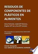 Residuos De Componentes Plasticos En Alimentos