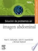 Solución De Problemas En Imagen Abdominal + Cd Rom