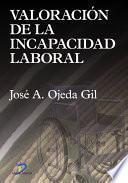 libro Valoración De La Incapacidad Laboral