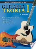 libro 21st Century Guitar Theory 1 (spanish Edition)