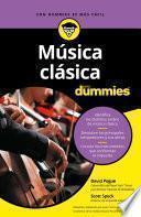 Música Clásica Para Dummies