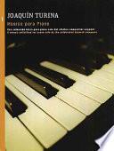 libro Música Para Piano