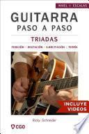 Tríadas   Guitarra Paso A Paso