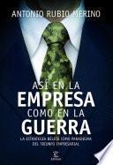 libro Así En La Empresa Como En La Guerra