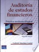 Auditoria De Estados Financieros