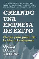libro Creando Una Empresa De éxito