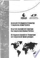 Desarrollo Sostenible Del Ecoturismo
