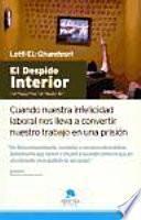 libro Despido Interior