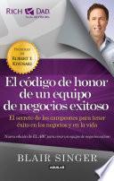 El Código De Honor De Un Equipo De Negocios Exitoso.