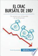 libro El Crac Bursátil De 1987
