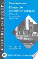 El Espacio Económico Europeo