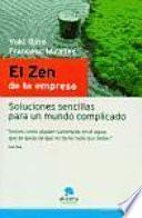 libro El Zen De La Empresa