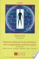 Ensayos Sobre El Financiamiento De La Seguridad Social En Salud