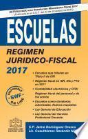 Escuelas Regimen Juridico Fiscal 2017
