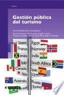 libro Gestión Pública Del Turismo