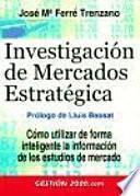 libro Investigación De Mercados Estratégica