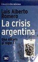 La Crisis Argentina