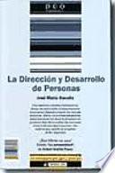 La Dirección Y Desarrollo De Personas Y La Personalidad