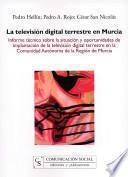 La Televisión Digital Terrestre En Murcia