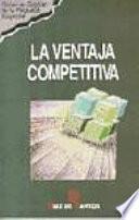 libro La Ventaja Competitiva