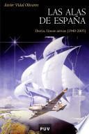 libro Las Alas De España