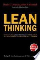 libro Lean Thinking