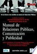 Manual De Relaciones Públicas, Publicidad Y Comunicación