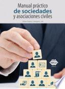 libro Manual Práctico De Sociedades Y Asociaciones Civiles 2020