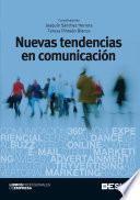 libro Nuevas Tendencias En Comunicación