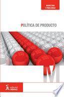 Política De Producto