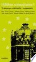 libro Políticas Comunitarias I