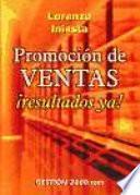 libro Promoción De Ventas