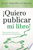 Quiero Publicar Mi Libro!