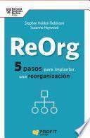 Reorg