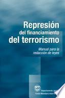 Represión Del Financiamiento Del Terrorismo
