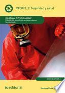 Seguridad Y Salud. Seag0108