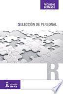 libro Selección De Personal