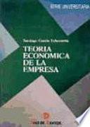 Teoría Económica De La Empresa