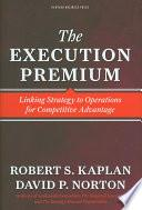 libro The Execution Premium