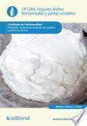 libro Yogures, Leches Fermentadas Y Pastas Untables. Inae0209
