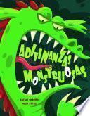 libro Adivinanzas Monstruosas