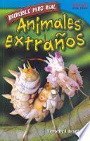 Animales Extraños