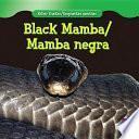 libro Black Mamba / Mamba Negra